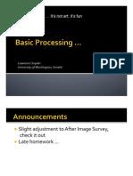 Cse120wi11lec05[1] Intro to Processing Color