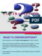 Health Assignment on Contraception66.