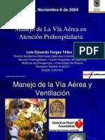 Vía Aérea pdf