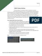 Cisco Catalyst 3560-E