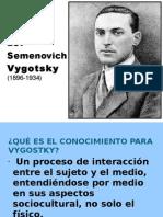 Desarrollo Del Lenguaje Vygotsky