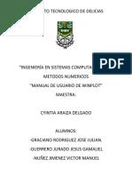 Manual de Winplot