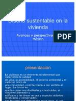 Diseño sustentable en la vivienda