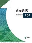 Arcgis10 Functionality Matrix
