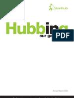 StarHub 2009 Annual Report