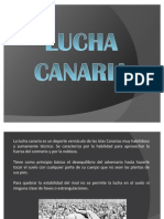 Lucha Canaria Power Point