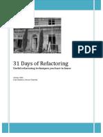Days Re Factoring