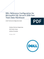 SQL Server 2008 Warehouse