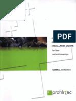 Catalog Profilitec2010