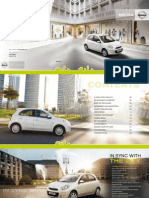 New Micra Brochure