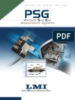 LMI Seal Gap System Brochure