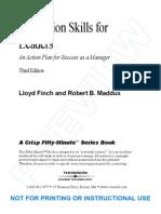 Delegation Skills for Leaders