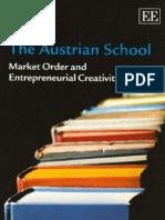 Jesús Huerta de Soto, «The Austrian School