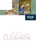 The Art of Courtly Lucknow