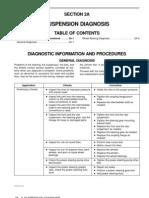M32a Suspension Diagnostics