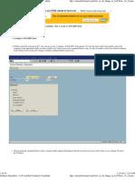 SAP SCRIPTS
