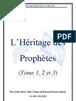 L'heritage des Prophète [compile 1,2 et 3]