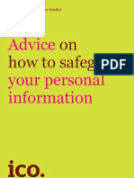 Personal Information Toolkit