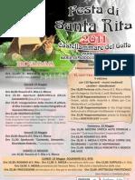 Santa Rita 2011 Locandina