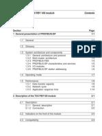 TSXPBY100E - Premium Profibus Manual