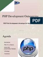 PHP Web Development Advantages for Business