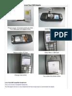 DuoSIM, Dual SIM Card Adapt..