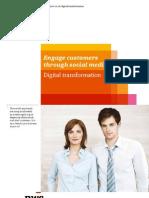 Digital Transformation Social Media Perspective Web