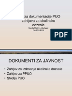 Analiza-procjena uticaja na okolis- betonara