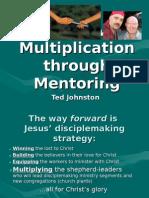 Multiplication Through Mentoring