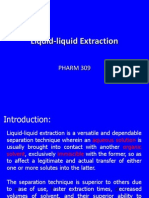 Liquid Liquid Extraction