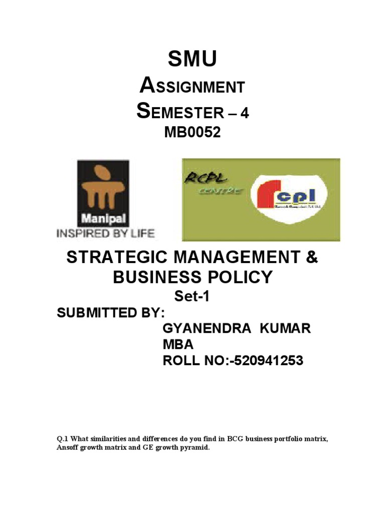 mba semester 1 mb0040 Mb0040 smu mba fall 2016 ist sem solved assignments semester i subject code & name mb0040 smu mba fall 2016 ist sem solved assignment.