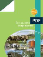 Eco Quartiers 200810