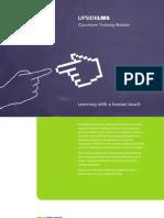 UpsideLMS - Classroom Training Manual