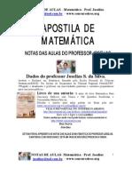 APOSTILA DE MATEMÁTICA - 183 PÁGINAS,novo