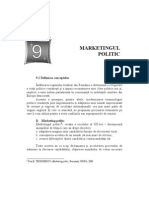 9.Marketingul Politic