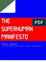 Superhuman Manifesto