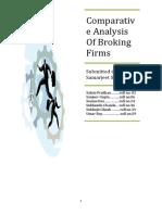 Comparative Analysis of Bro King Firms u 1303488265833 b u