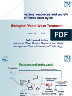 Biological Wastwwater Treatment