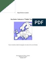 Redes Culturais UNIAO Europeia