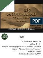 Presentation - Islam & Muslims in France