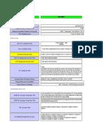 KPI Formula Mapping - All Vendors