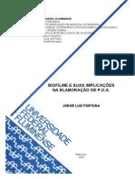 BIOFILME E SUAS IMPLICAÇÕES NA ELABORAÇÃO DE P.O.A.