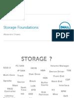 Storage Foundations