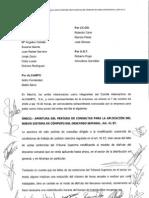 Actas negociación art.41 7Oct. 2009