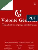 Volonté Générale 2011-1