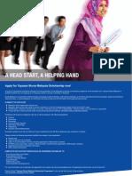 Bursa Malaysia Scholarship App Form2011