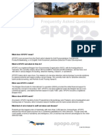 FAQ APOPO