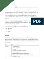 Multi Platform Formats