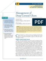 Management of Deep Ulceration