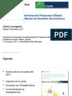 Líderes en la Administración Financiera Global